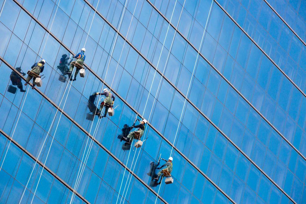 nettoyage des vitres à Rabat