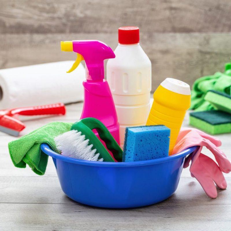 Produits des nettoyages à Rabat